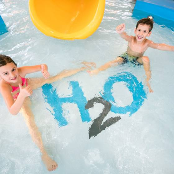 Kinderbecken H2O Hotel-Therme-Resort (Foto: Eisenberger)